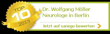 Dr. med. Wolfgang Möller, von sanego empfohlen