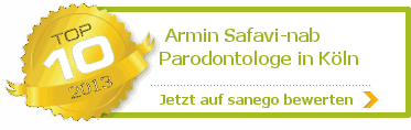 Armin Safavi-nab, von sanego empfohlen