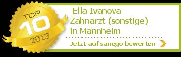 Ella Ivanova, von sanego empfohlen