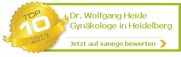 Dr. med. Wolfgang Heide, von sanego empfohlen