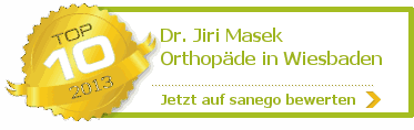 Dr. med. Jiri Masek, von sanego empfohlen
